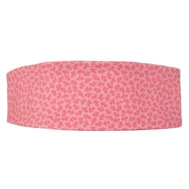 Petit Crabe Pink Flower Sophie Headband for girls, sun protective clothing for children,