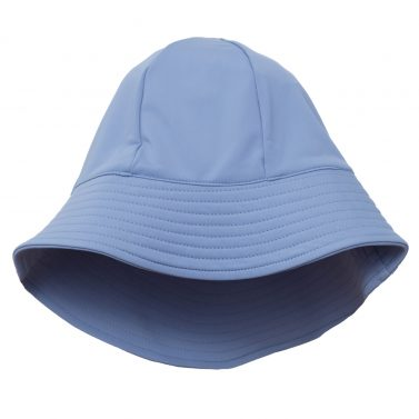 Petit Crabe UPF 50+ petrol blue Frey sun hat. UV sun protective summerhats and clothing for children.