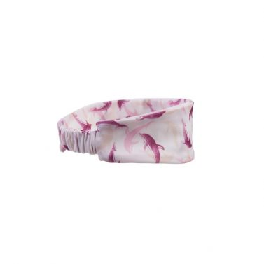 Petit Crabe Girl Dolphin Sophie Headband, uv sun protective clothing for kids.