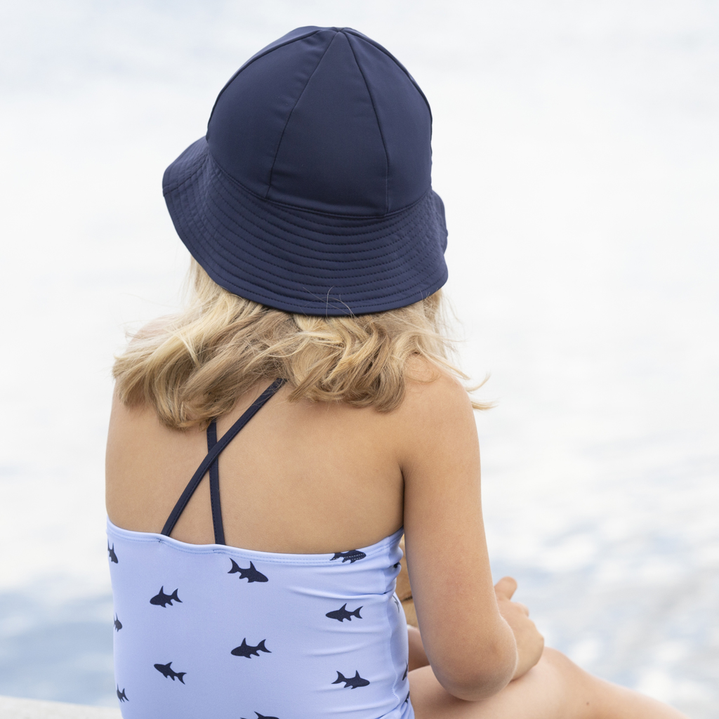 Frey Sun hat - blue